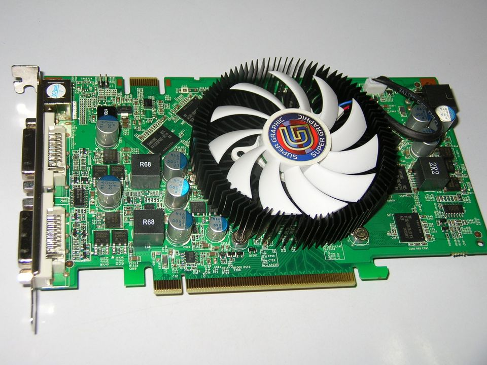 geforce 9600gso